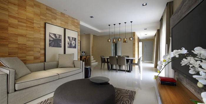 83422276354 Elegant inredningsdesign i Kuala Lumpur av Blu Water Studio