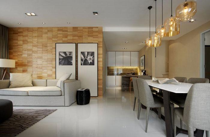 83422290343 Elegant inredningsdesign i Kuala Lumpur av Blu Water Studio