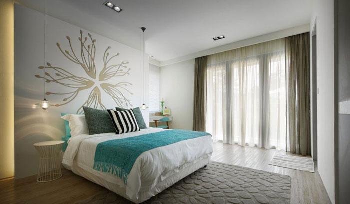 83422696920 Elegant inredningsdesign i Kuala Lumpur av Blu Water Studio