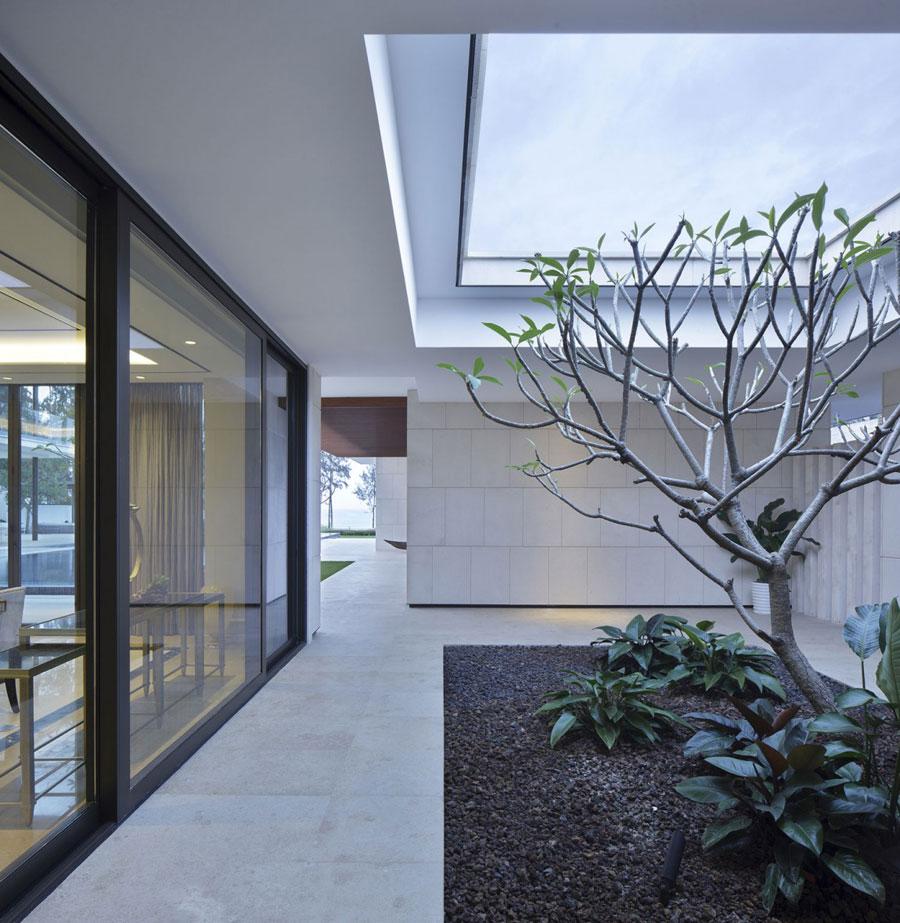 8 modern kinesisk villa med lyxiga funktioner designad av Gad