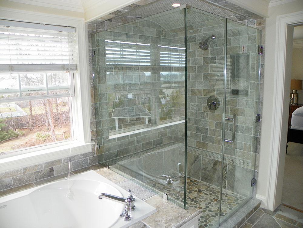 Duschdörrar i glas 6 vackra glasprodukter för att modernisera din inredning