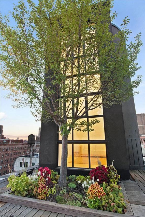 two5 Cool lägenhet i en snygg byggnad vid Greenwich Villages guldkust