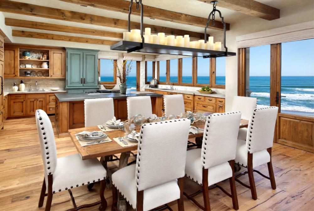 Le-Selva-Rustic-Beach-Residence-by-Mimi-Snowden-Design Beach House (Sea) Furniture Designs