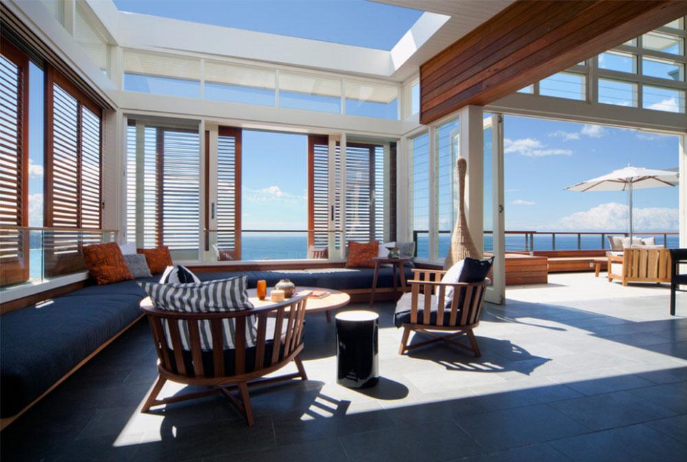 Palm-Beach-House-by-Justin-Long-Design Beach House (Sea) Möbler Designs