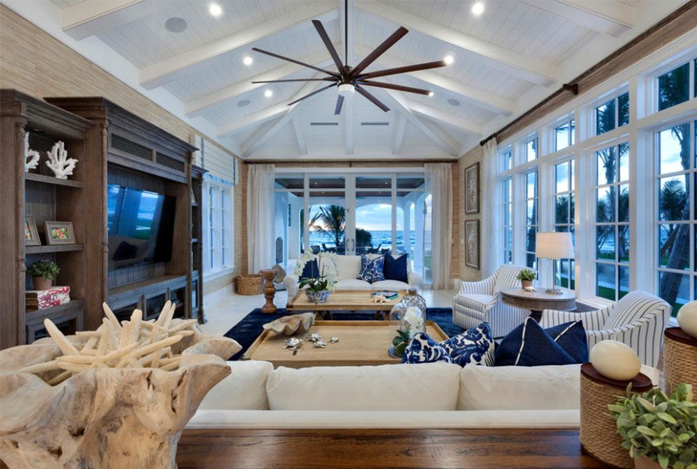 Oceanside-Estate-by-Seaside-Builders Beach House (Seaside) Möbeldesigner