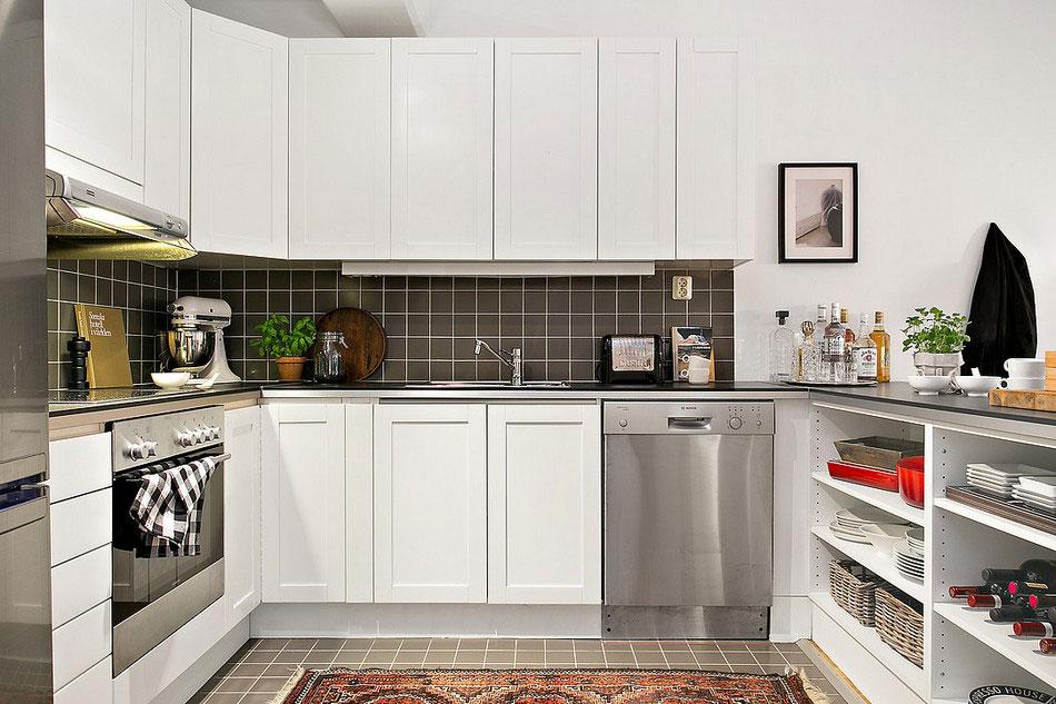 Mysig lägenhet i Göteborg som presenterar en vacker skandinavisk design 6 Mysig lägenhet i Göteborg presenterar en vacker skandinavisk design
