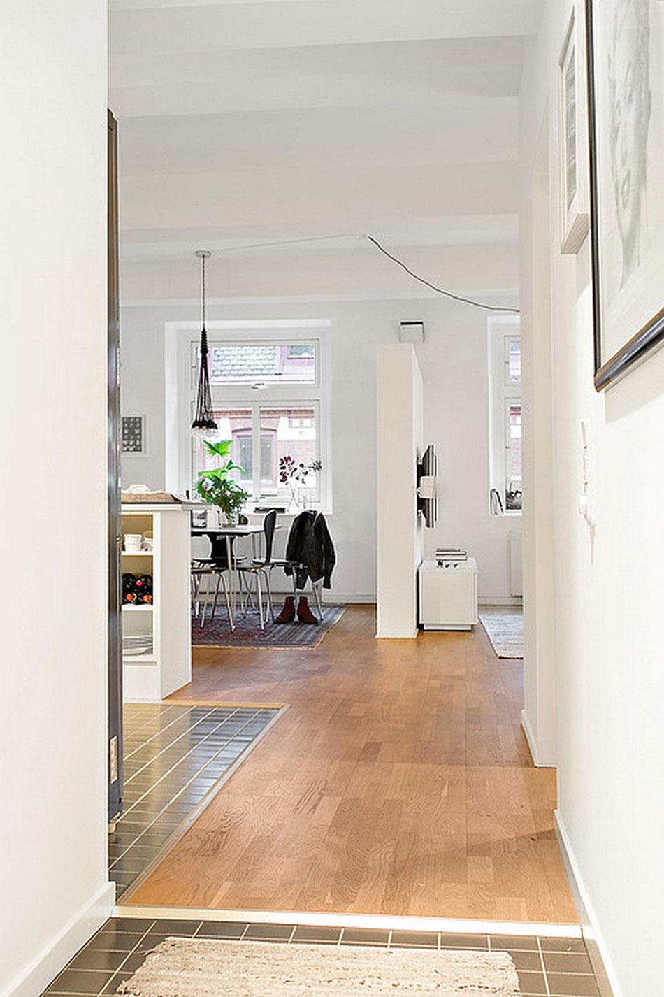 Mysig lägenhet i Göteborg som presenterar en vacker skandinavisk design 16 Mysig lägenhet i Göteborg presenterar en vacker skandinavisk design