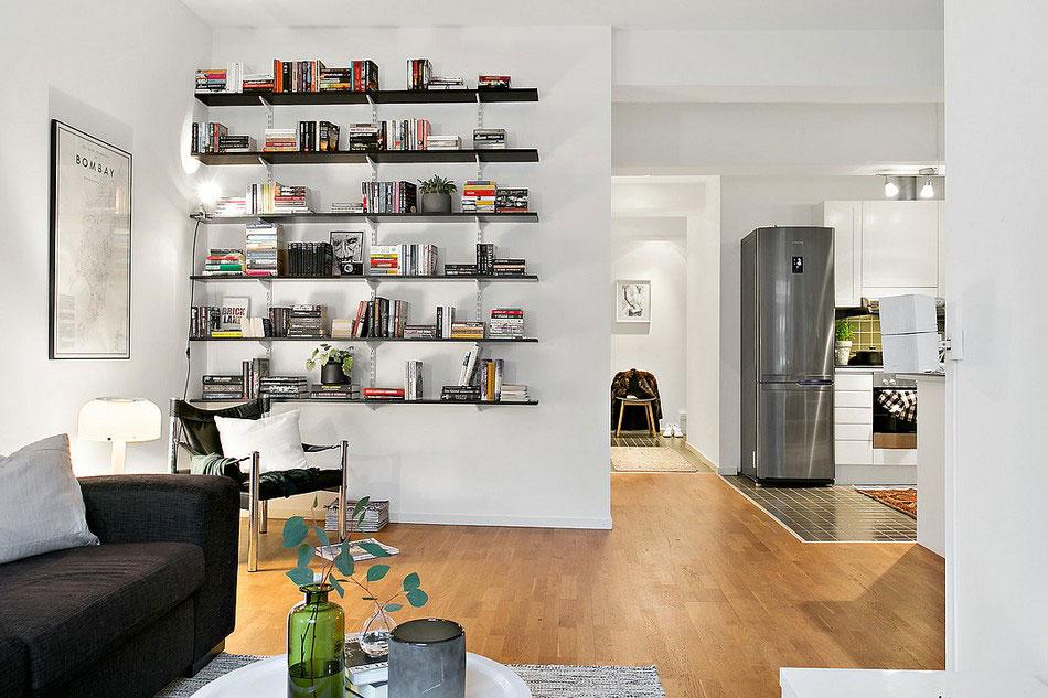 Mysig lägenhet i Göteborg som presenterar en vacker skandinavisk design 8 Mysig lägenhet i Göteborg presenterar en vacker skandinavisk design