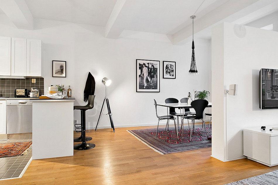 Mysig lägenhet i Göteborg som presenterar en vacker skandinavisk design 12 Mysig lägenhet i Göteborg presenterar en vacker skandinavisk design