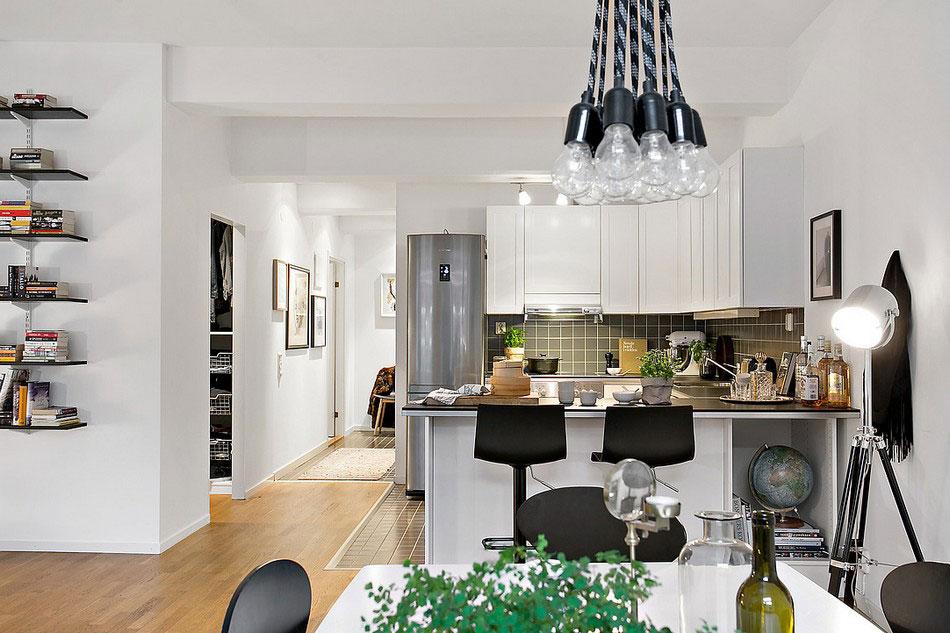 Mysig lägenhet i Göteborg som presenterar en vacker skandinavisk design 10 Mysig lägenhet i Göteborg presenterar en vacker skandinavisk design
