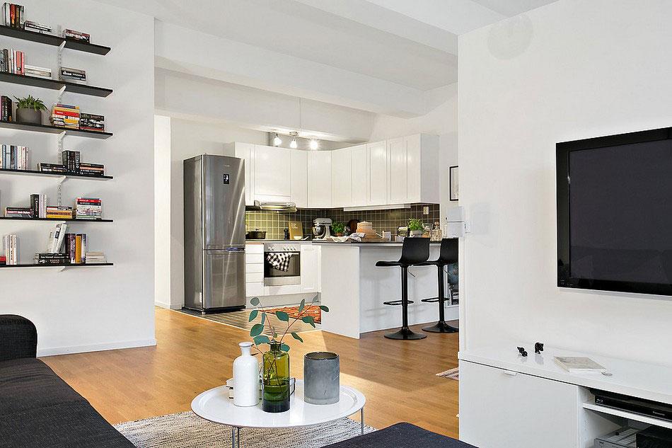 Mysig lägenhet i Göteborg som presenterar en vacker skandinavisk design 9 Mysig lägenhet i Göteborg presenterar en vacker skandinavisk design
