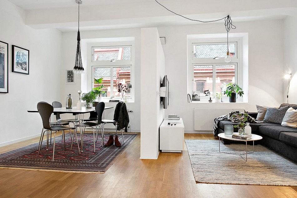 Mysig lägenhet i Göteborg som presenterar en vacker skandinavisk design 7 Mysig lägenhet i Göteborg presenterar en vacker skandinavisk design