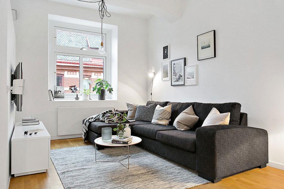 Mysig lägenhet i Göteborg som presenterar en vacker skandinavisk design 5 Mysig lägenhet i Göteborg presenterar en vacker skandinavisk design