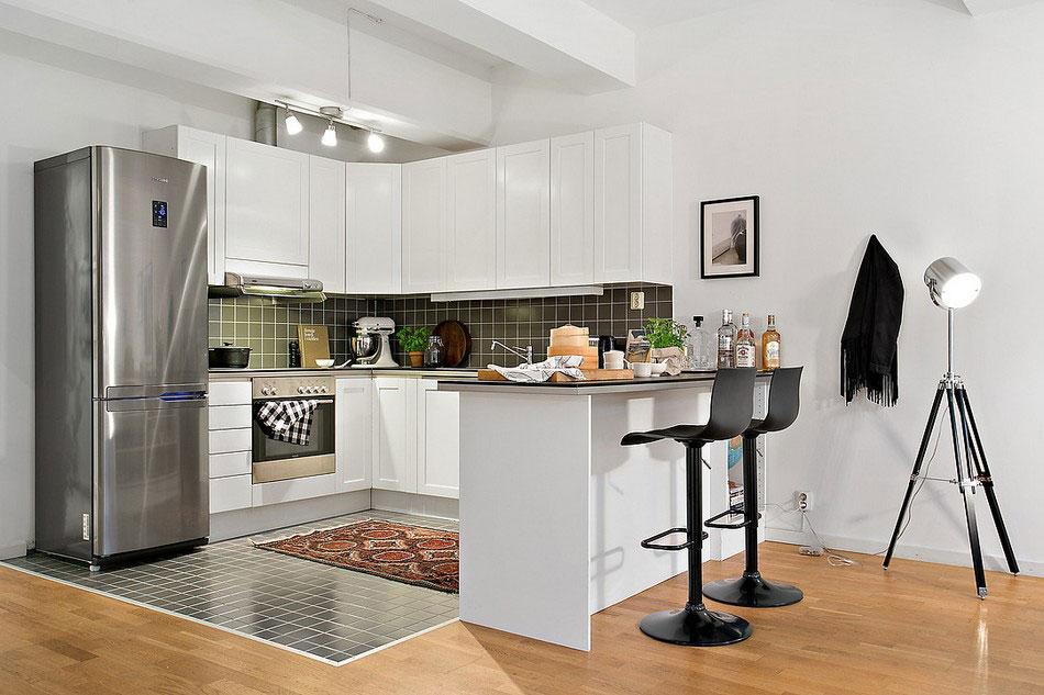 Mysig lägenhet i Göteborg som presenterar en vacker skandinavisk design 2 Mysig lägenhet i Göteborg presenterar en vacker skandinavisk design