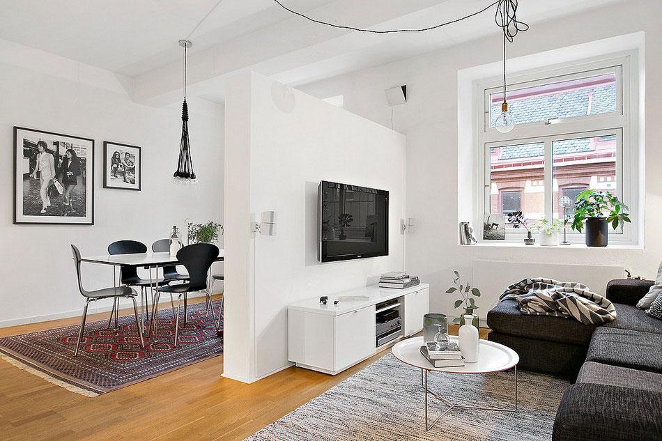 Mysig lägenhet i Göteborg som presenterar en vacker skandinavisk design 13 Mysig lägenhet i Göteborg presenterar en vacker skandinavisk design