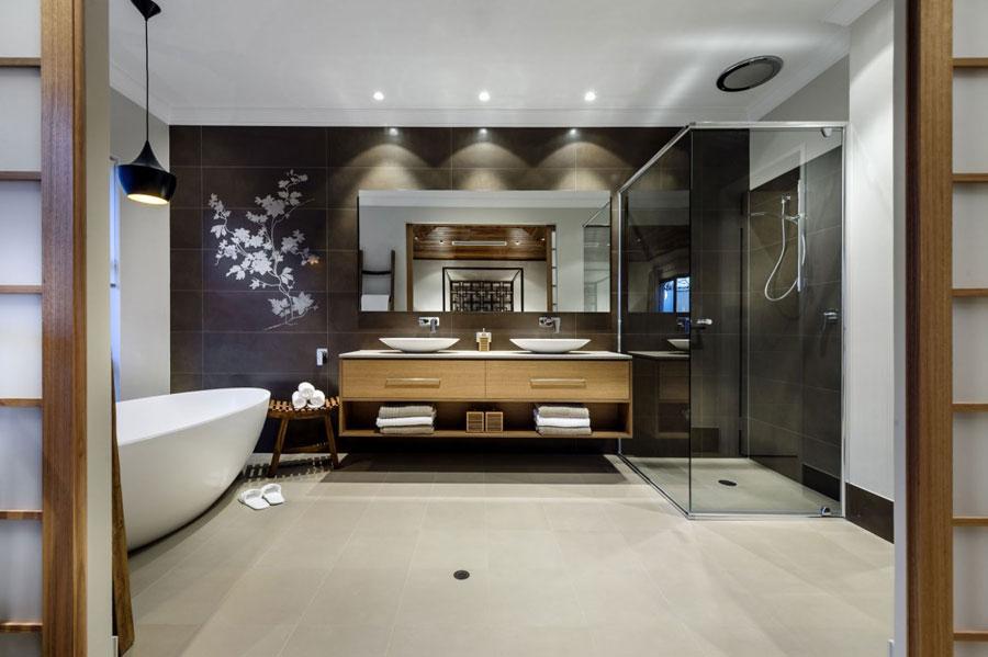 10 Post-modernistiskt hus med japanska inslag av Webb & Brown-Neaves
