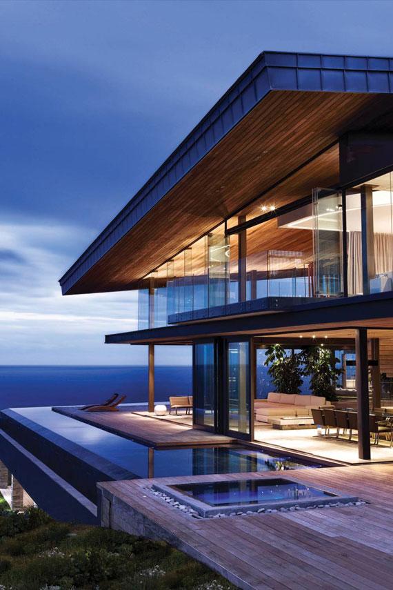 be8 Vackert hus med havsutsikt och rymlig interiör