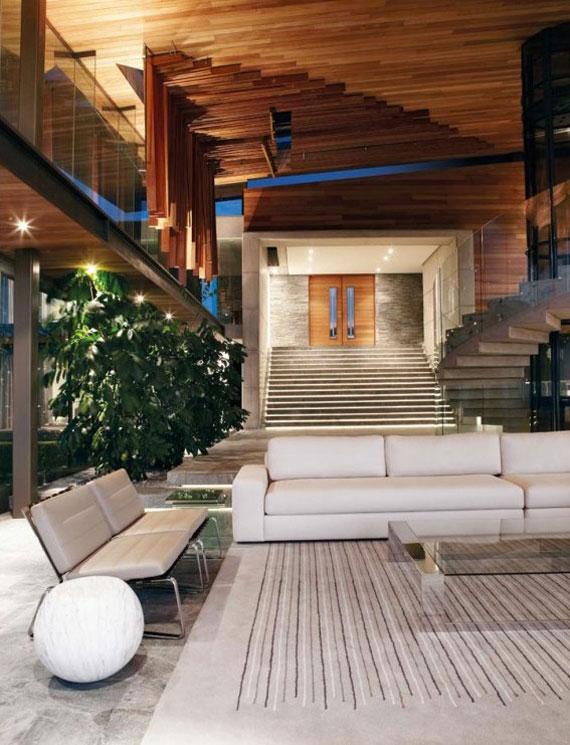 be7 Underbart hus med havsutsikt och rymlig interiör