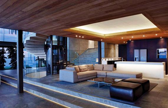 be6 Vackert hus med havsutsikt och rymlig interiör