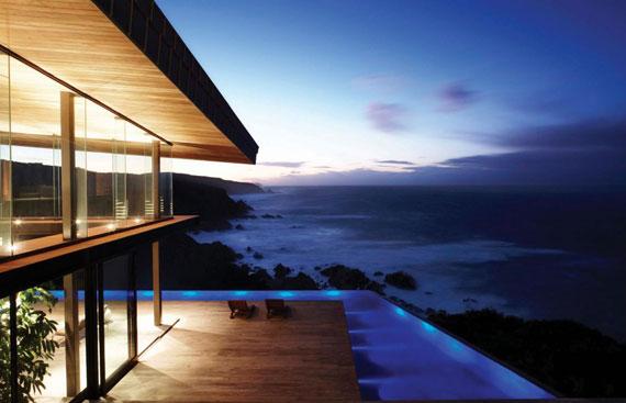 be9 Vackert hus med havsutsikt och rymlig interiör