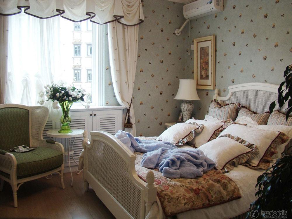 The-Bedroom-11 Skönheten i engelsk lantlig heminredning