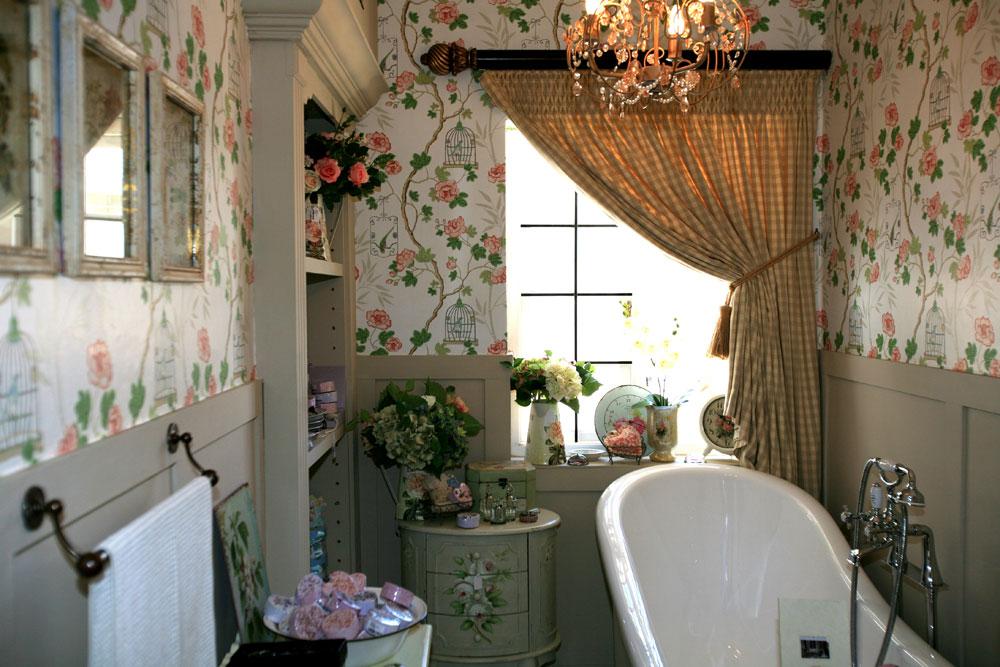 Omvandling av befintliga rum till ett engelskt landstema 2 Skönheten i den engelska lantgårdskulturen