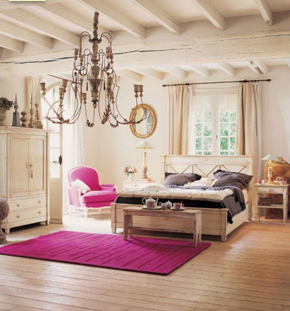 The-Bedroom-2 Skönheten i den engelska lantgårdskulturen