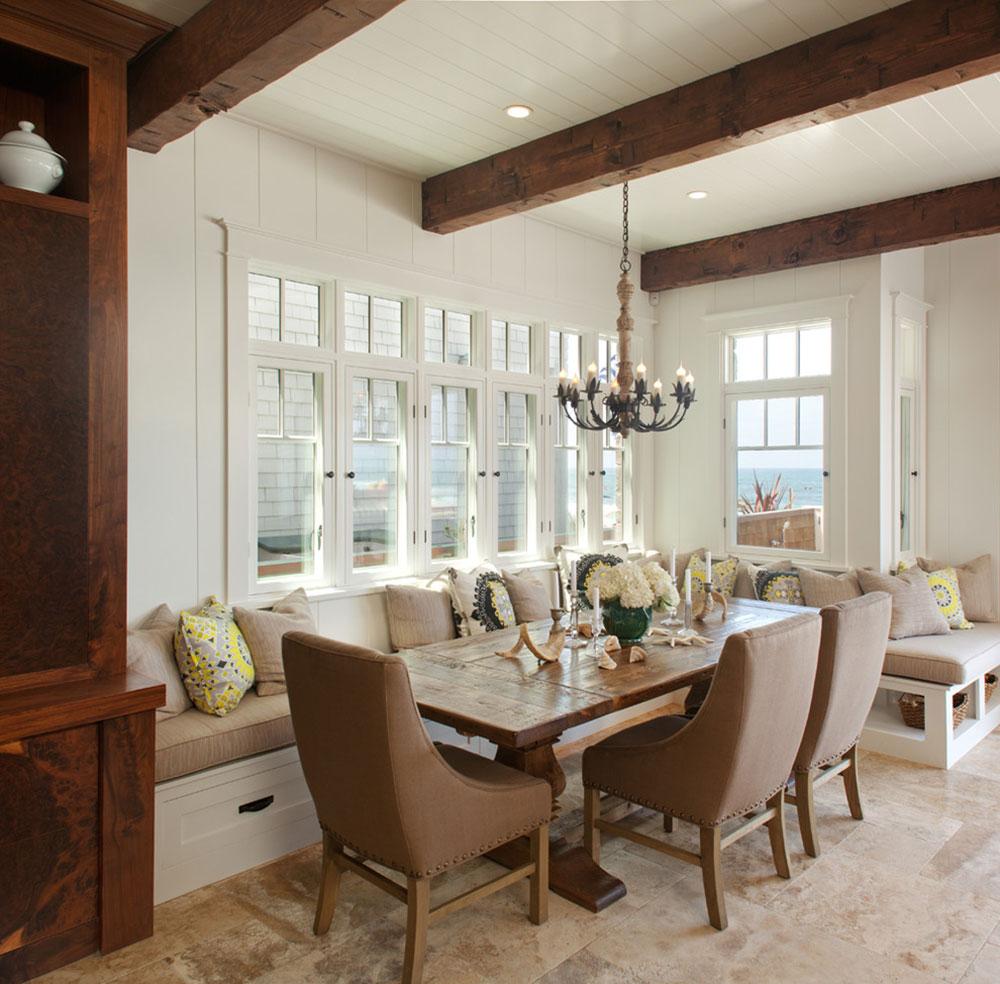Köksbordbänkar som sammanför hela familjen 14 köksbordbänkar som sammanför hela familjen