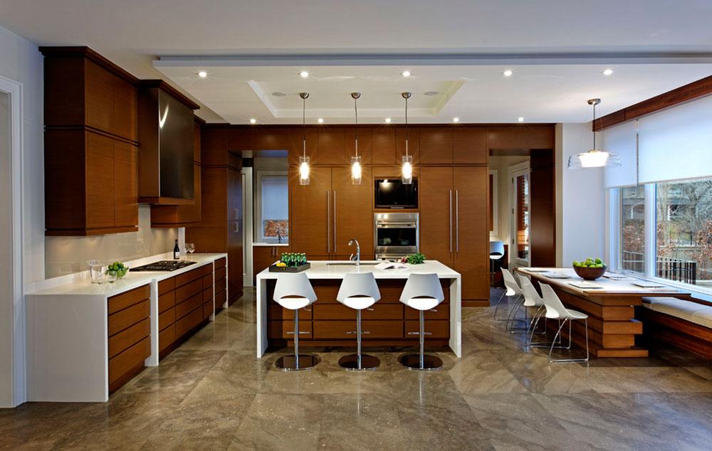 Köksbordbänkar som sammanför hela familjen 15 köksbordbänkar som sammanför hela familjen