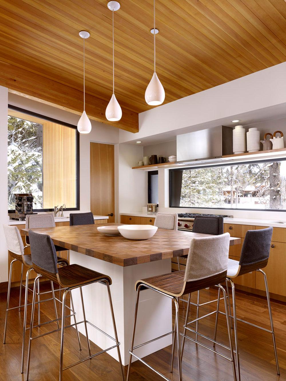 Sittplatser för köksbänkar som samlar hela familjen 17 köksbordsstolar som samlar hela familjen