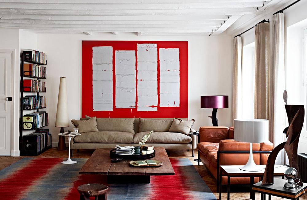 Välj din stil Hur du designar ditt vardagsrum - en användbar guide