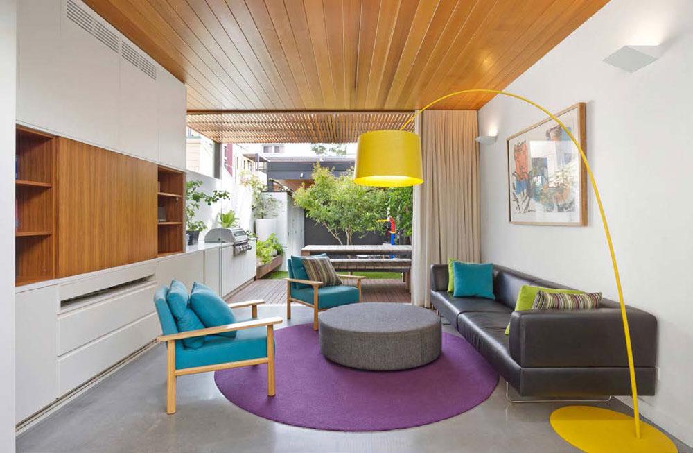 Färgpalett - Hur man designar ditt vardagsrum - En användbar guide