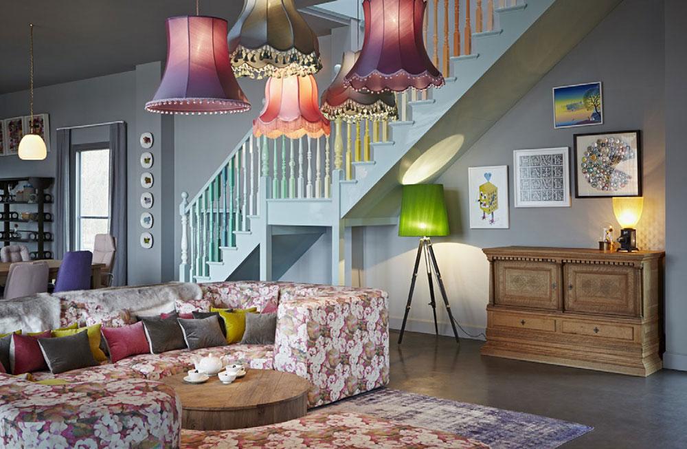 Belysning Hur du utformar ditt vardagsrum - en användbar guide