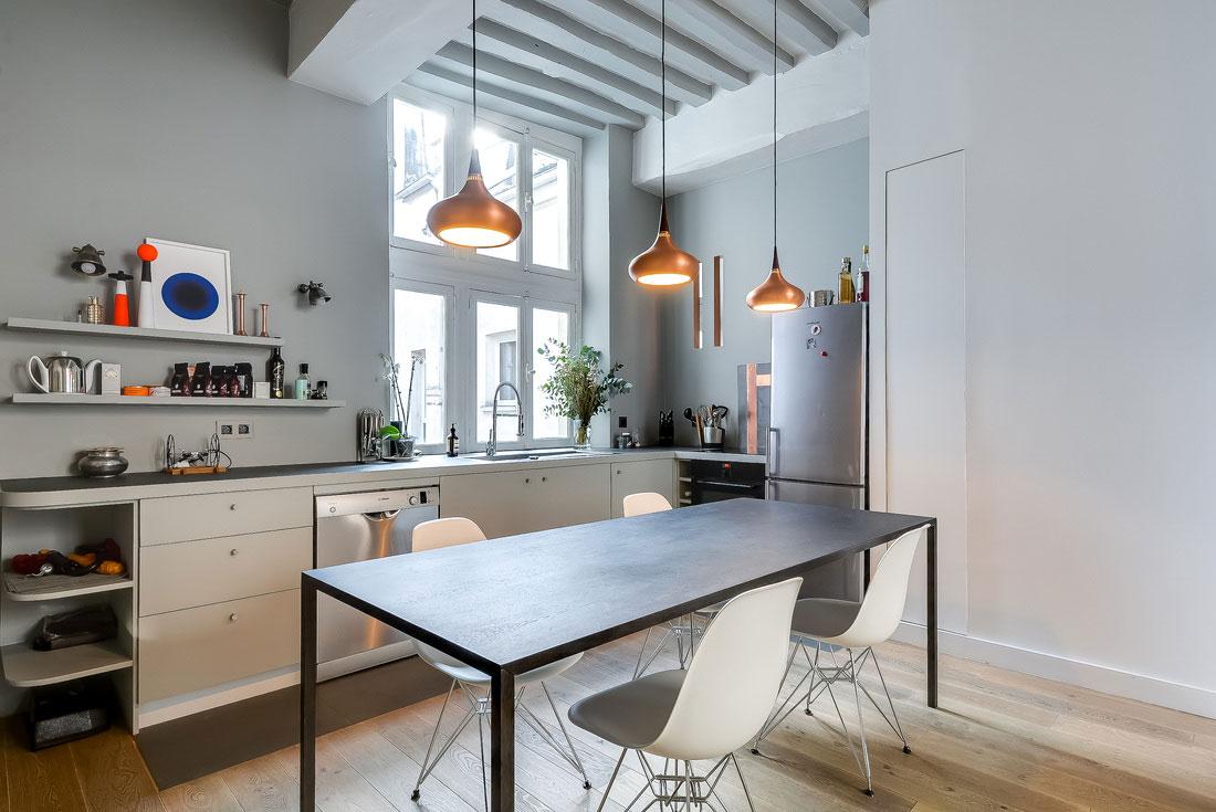 Modern lägenhet i Paris designad av den franska inredningsarkitekten Tatiana-Nicol-7 Modern lägenhet i Paris designad av den franska inredningsarkitekten Tatiana Nicol