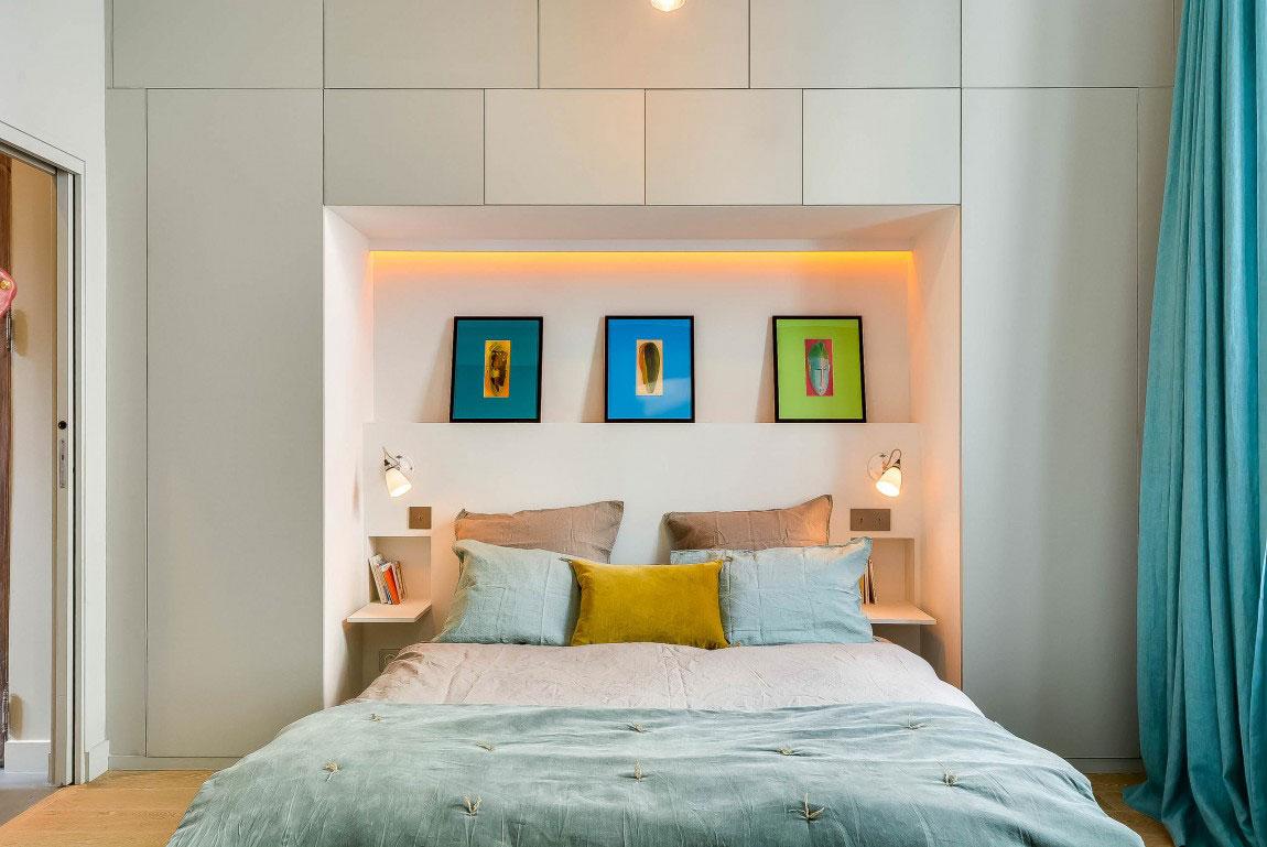 Modern lägenhet i Paris designad av den franska inredningsarkitekten Tatiana-Nicol-10 Modern lägenhet i Paris designad av den franska inredningsarkitekten Tatiana Nicol