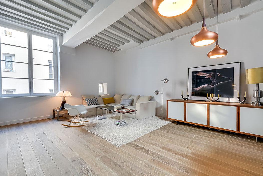 Modern lägenhet i Paris designad av den franska inredningsarkitekten Tatiana-Nicol-2 Modern lägenhet i Paris designad av den franska inredningsarkitekten Tatiana Nicol