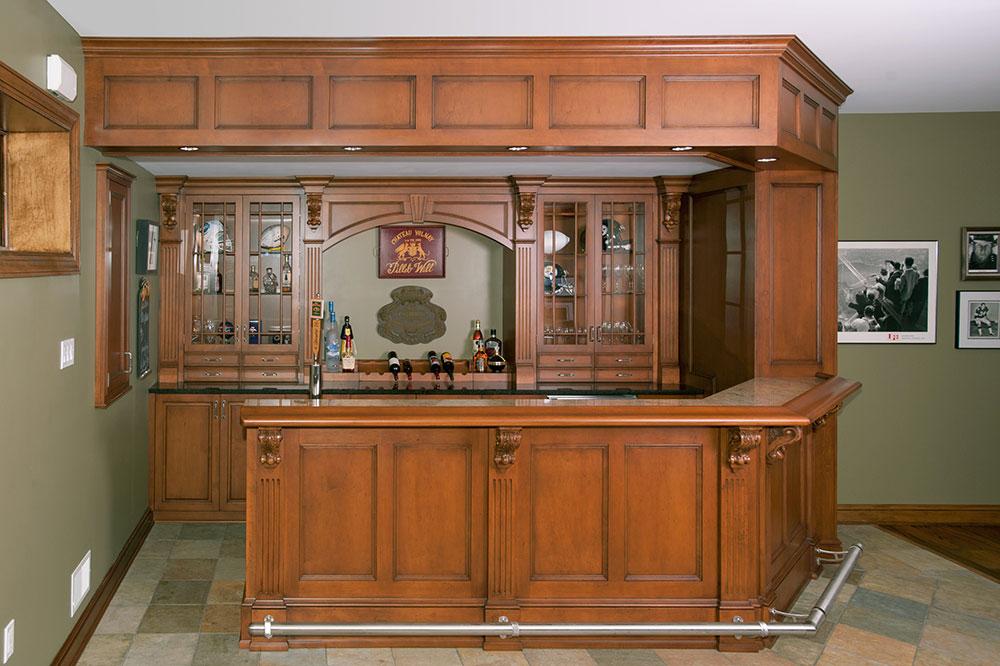 Irish_Pub_Home_Bar_1 Ombyggnadsidéer för barer