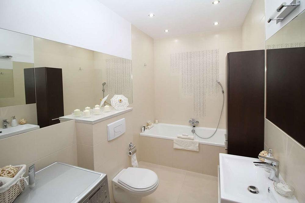 Toalettrengöring Underhåll av hemmet: Följ instruktionerna för rengöring varje vecka