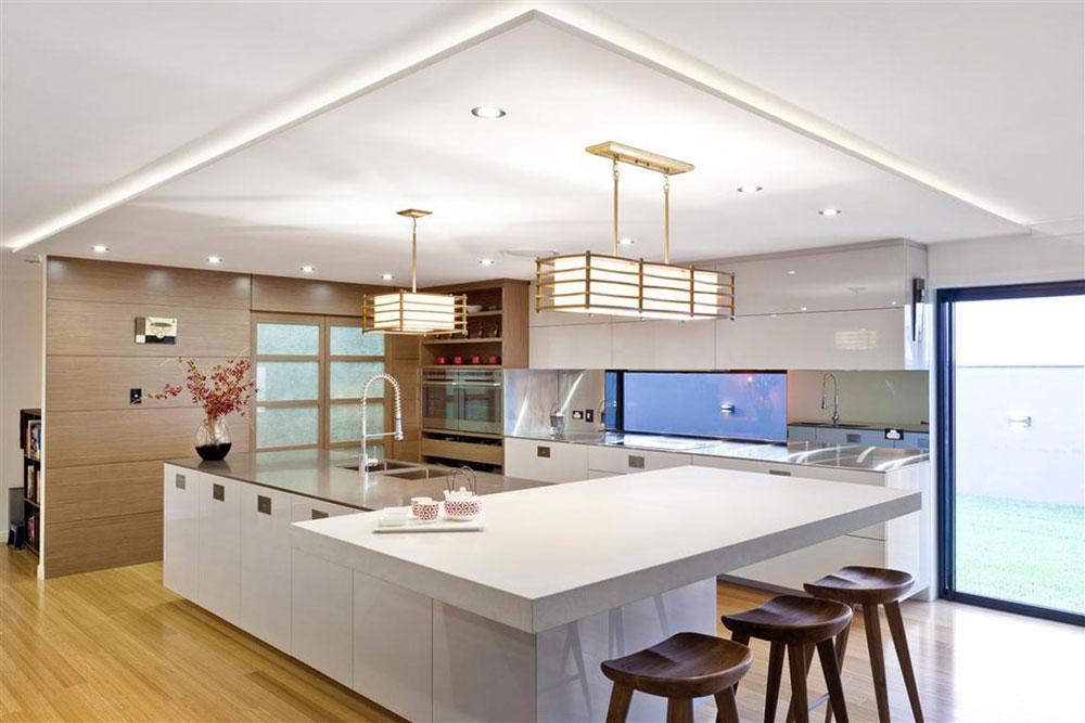 Moderna Kitchen Island Designs med sittplatser-9 Moderna Kitchen Island Designs med sittplatser