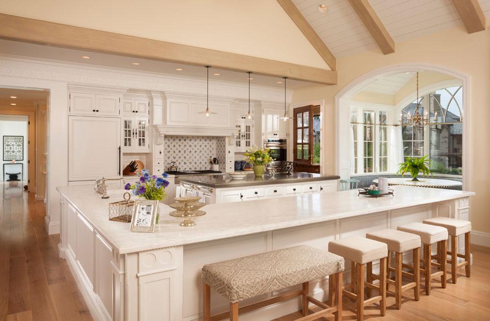 Moderna kök-ö-mönster-med-sittplatser-2 Moderna kök-ö-mönster-med-sittplatser