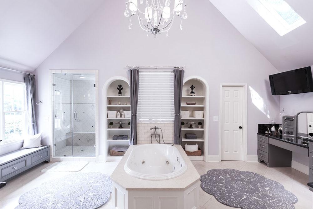 Föråldrad att uppgraderas av RC Interiors Lavendelfärgen och färgerna som passar till lavendel