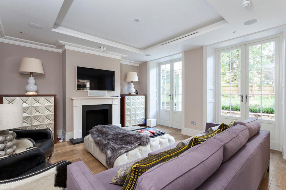Eco-Home-by-Chris-Snook Färgen på lavendel och färgerna som följer med lavendel