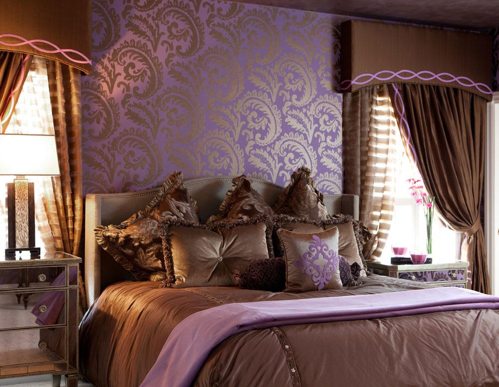 Thompson-Station-Residenz-von-Red-Leaf-Interiors-LLC Lavendelfärgen och färgerna som passar till lavendel