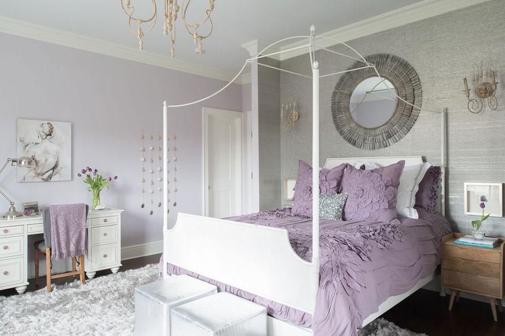 Shingle-Style-New-Construction-von-Dalia-Canora-Design-LLC- Lavendelfärgen och färgerna som passar till lavendel