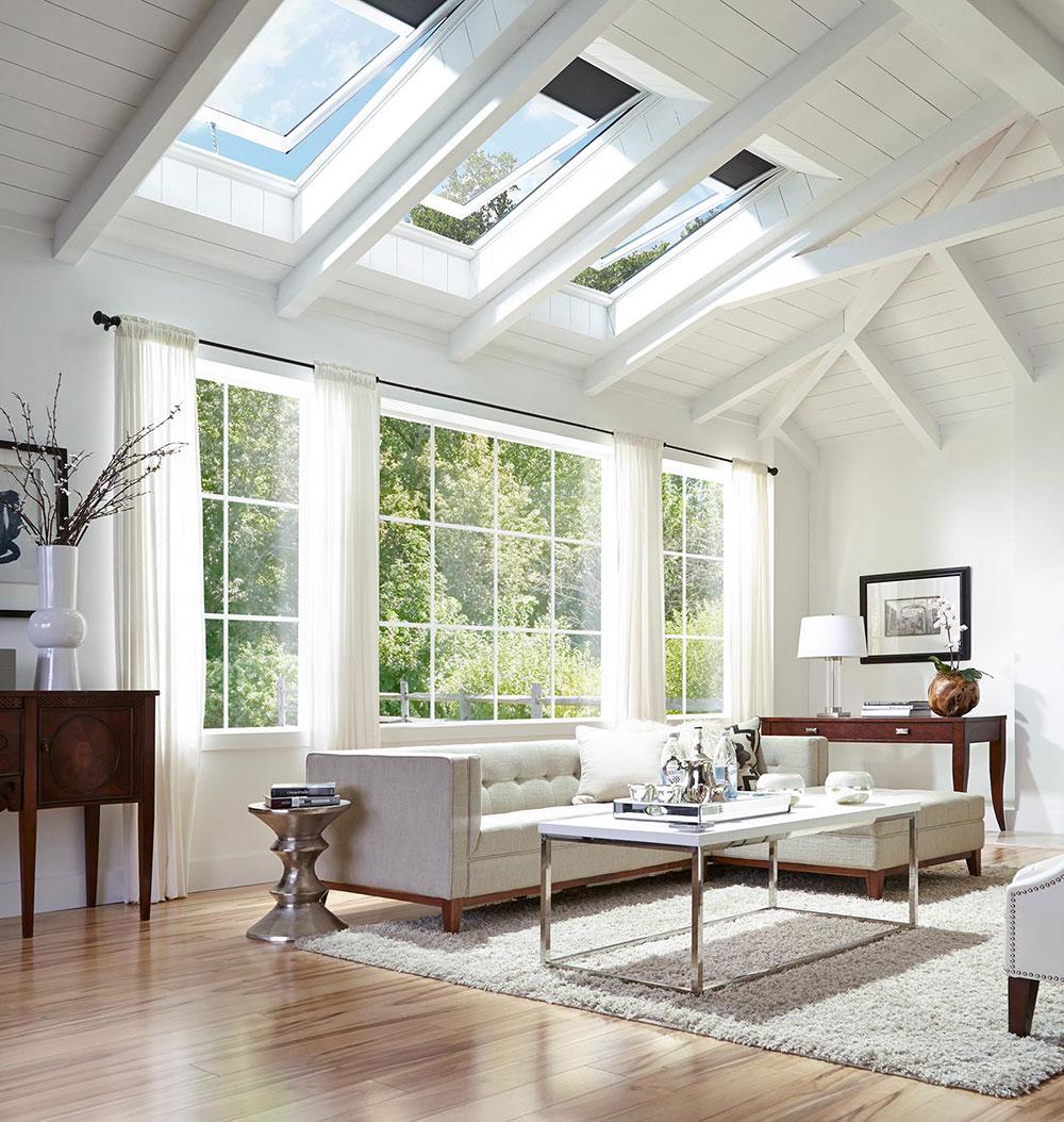 Installationsprocessens bild Låt det finnas ljus - Överväganden när du köper takfönster