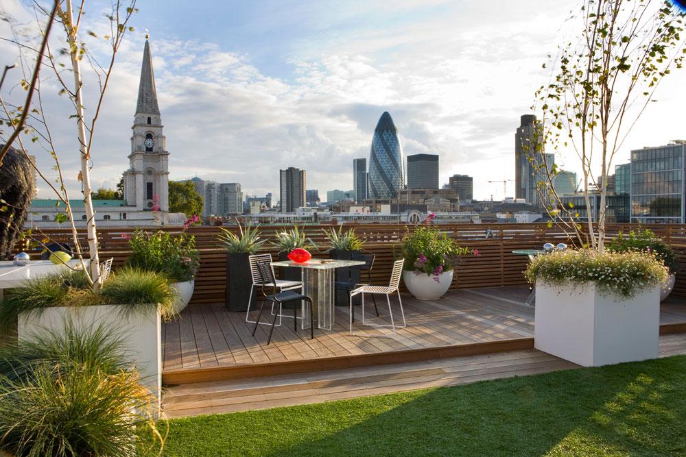 Designtips på takterrassen för kalla dagar och nätter 11 idéer för takterrassen för kalla dagar och nätter