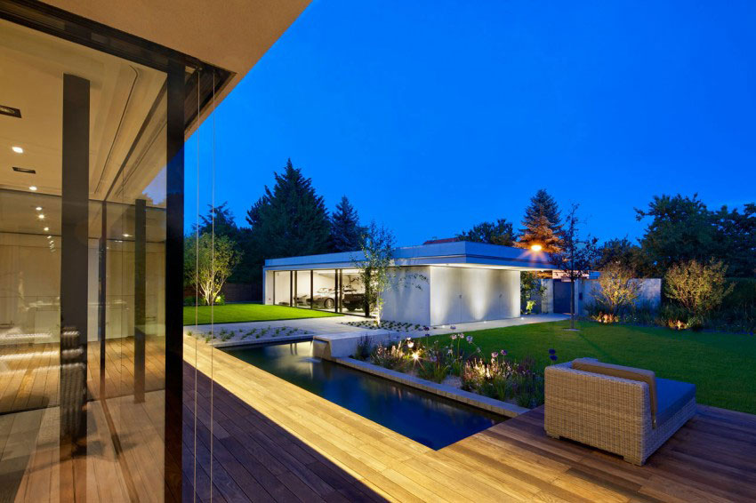 Imponerande Villa-Pruhonice-designad av Jestico-Whiles-28 Imponerande-Villa Pruhonice designad av Jestico + Whiles