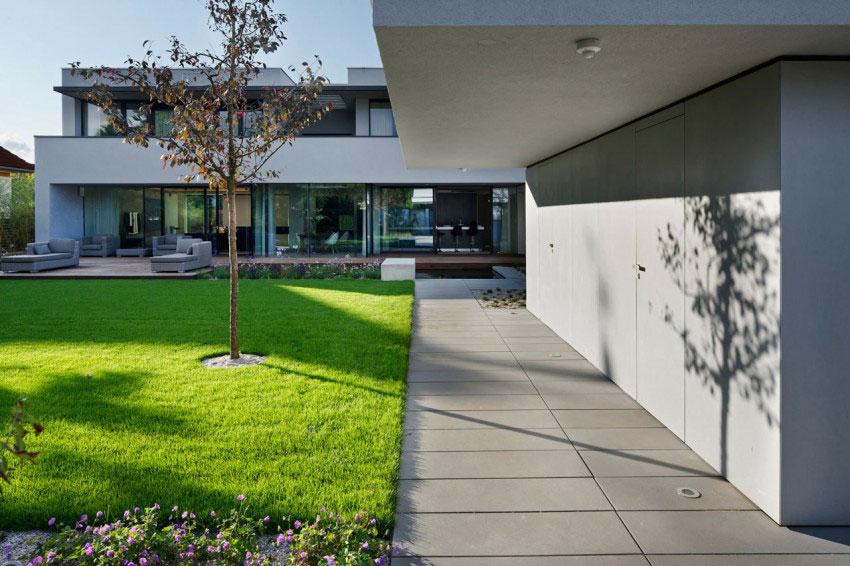 Imponerande Villa-Pruhonice-designad av Jestico-Whiles-19 Imponerande Villa Pruhonice designad av Jestico + Whiles
