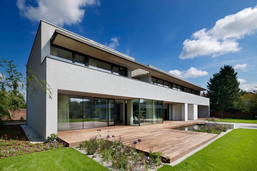 Imponerande Villa-Pruhonice-designad av Jestico-Whiles-16 Imponerande Villa Pruhonice designad av Jestico + Whiles