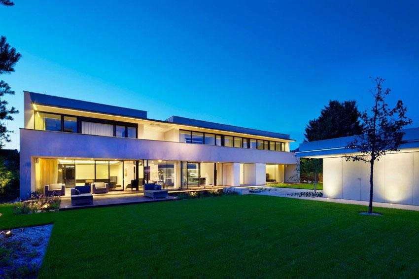 Imponerande Villa-Pruhonice-designad av Jestico-Whiles-29 Imponerande Villa Pruhonice designad av Jestico + Whiles